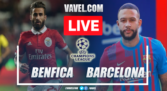 Goals and Highlights: Benfica 3-0 Barcelona in Champions League