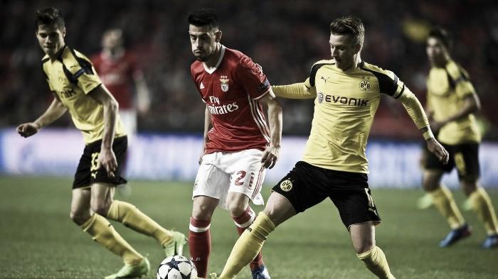 Borussia-Benfica, l'ottavo dei paradossi: alla ricerca dell'equilibrio