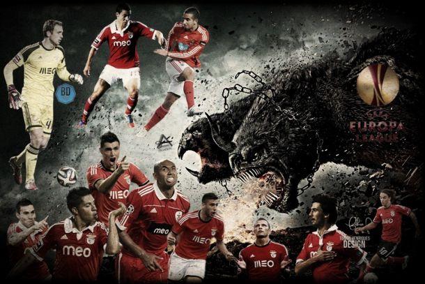 Benfica contra a besta europeia das finais