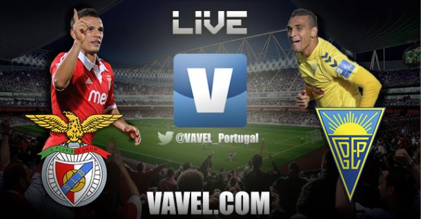 Benfica vs Estoril en vivo y en directo online
