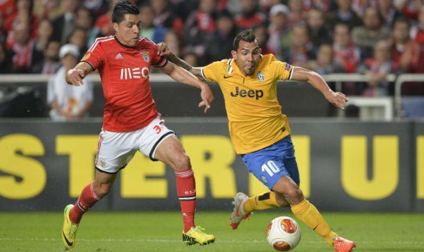 Primo round al Benfica, la Juventus cade al Da Luz