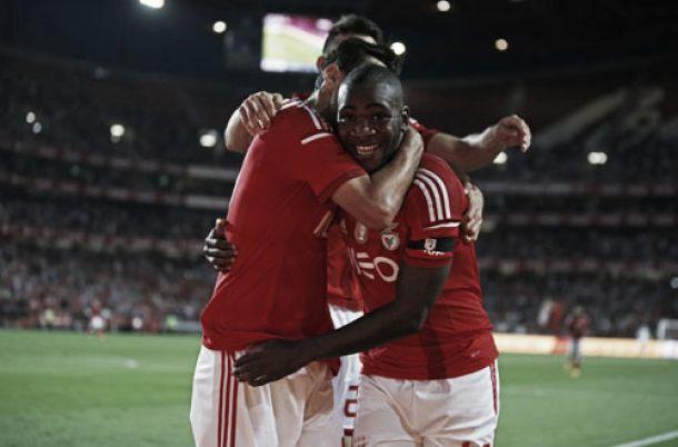 Benfica goleia Arouca por 4-0