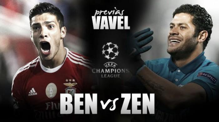 Benfica-Zenit, al Da Luz va in scena la sfida degli ex