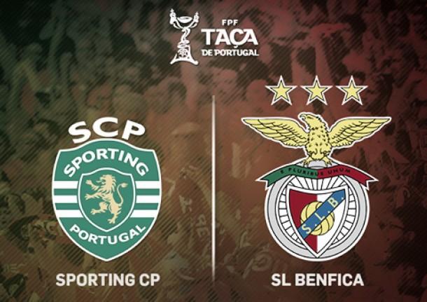 Hoje em Alvalade, Benfica busca quebrar enguiço da Taça desde 1963