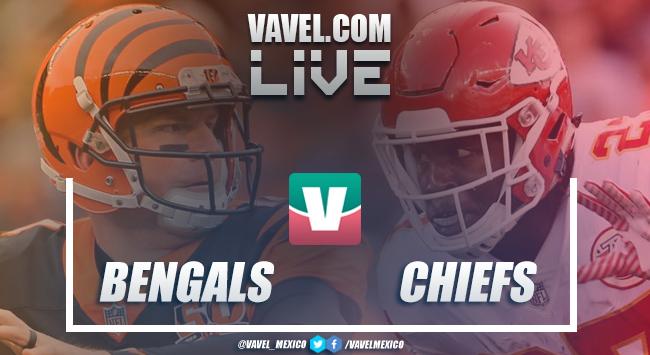 Cincinnati Bengals vs Kansas City Chiefs EN VIVO ahora (0-0)