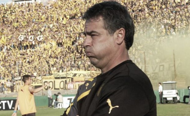 """Pablo Bengoechea: """"No me voy conforme con el punto"""""""