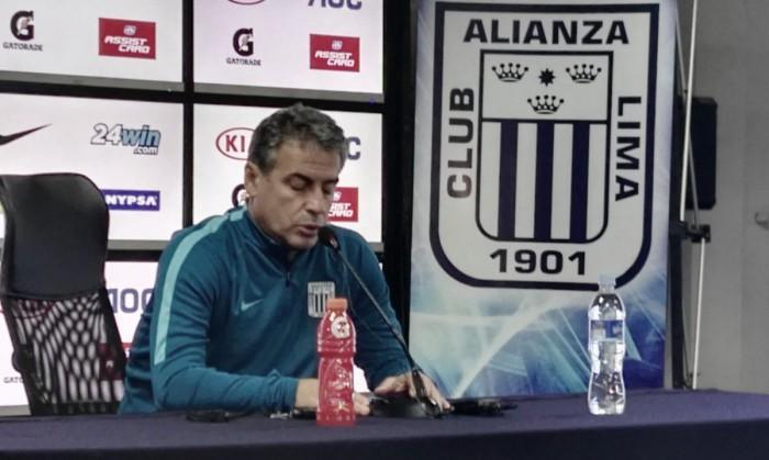 """Pablo Bengoechea: """"Ante UTC será un partido con dificultades de muchos condimentos"""""""