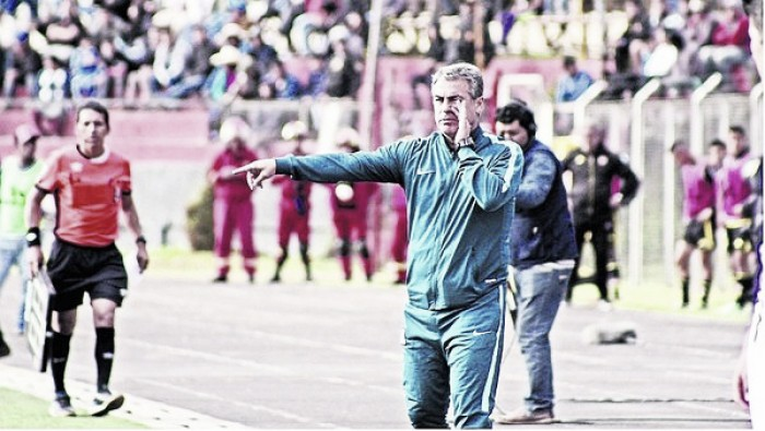 "Pablo Bengoechea: ""Nos volvió a faltar un poco de suerte"""