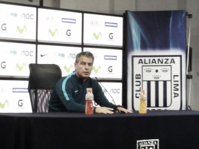"""Bengoechea: """"Llegaremos al partido ante Independiente con problemas"""""""