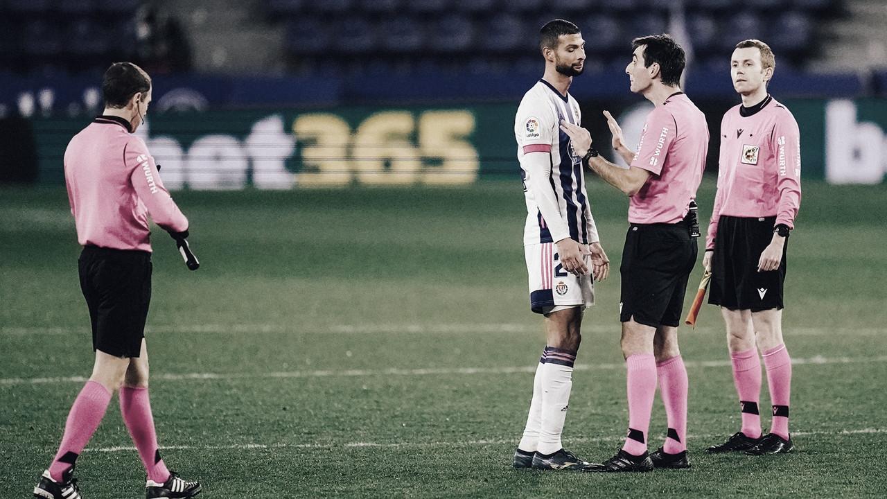 De Burgos Bengotxea será el árbitro contra el CA Osasuna