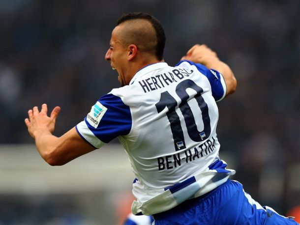 Hertha Berlin 3-0 Hamburg SV: Brilliant Berlin Sweep Aside Hamburg