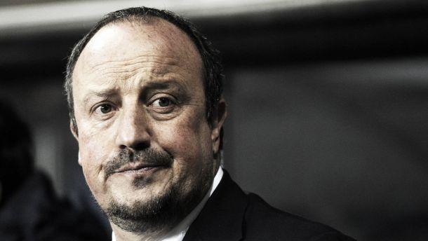 Benitez, primi passi Real