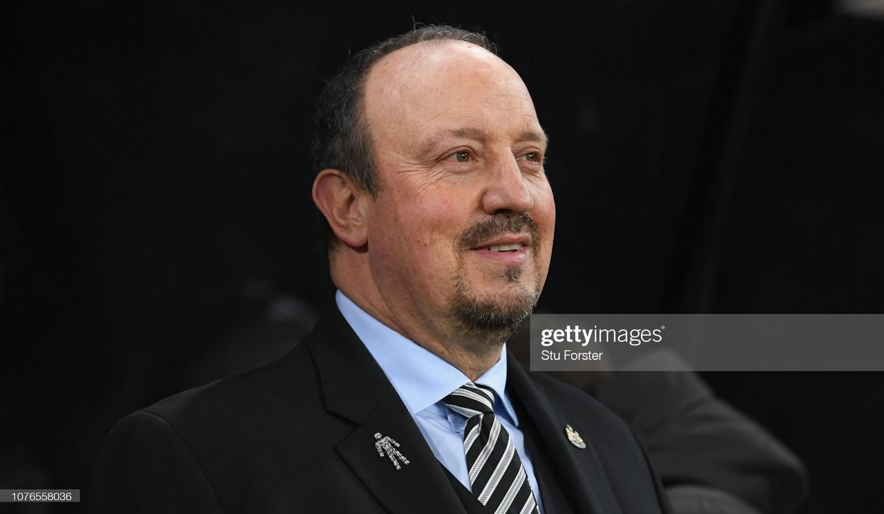 Rafa Benitez edging closer to becoming Everton manager