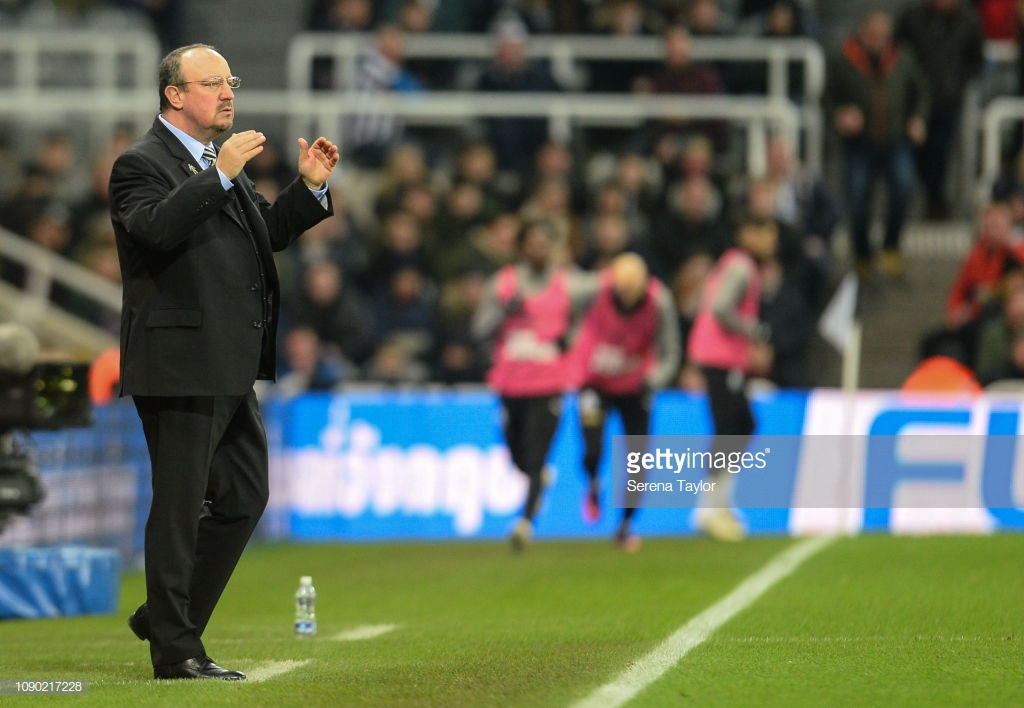 Rafa Benitez claims a 'draw was the worst scenario' against Blackburn Rovers