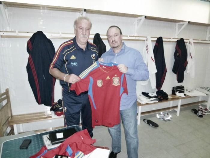 Rafa Benitez linked with Spanish national team job