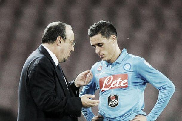 """Benitez in vista della Lazio: """"Vogliamo la seconda finale di fila.Futuro? Voci false"""""""