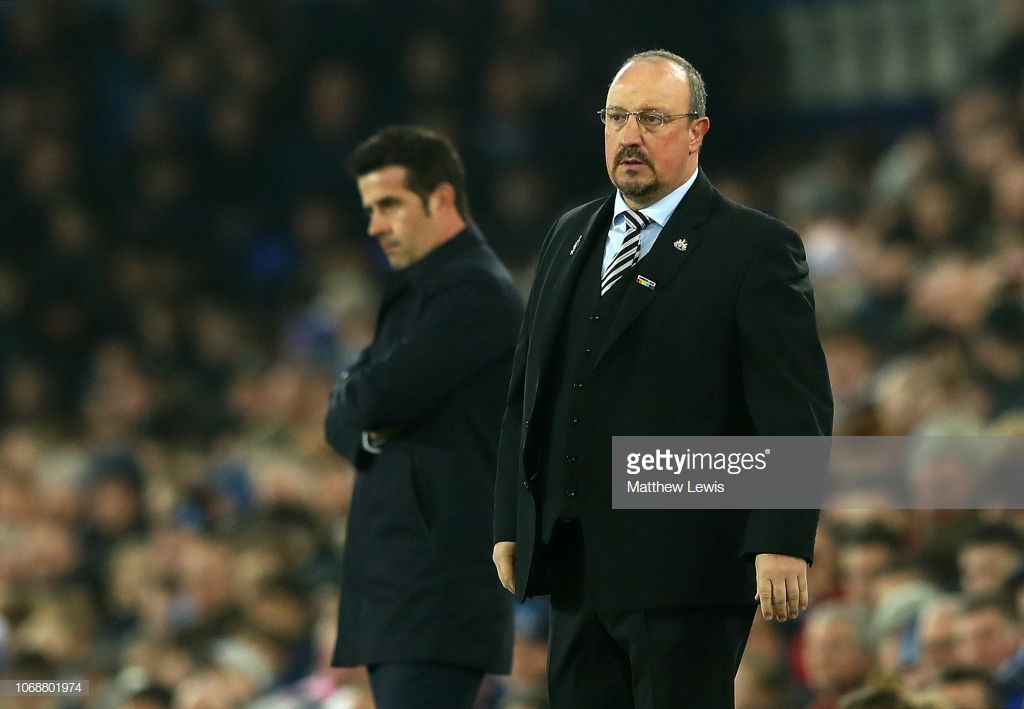 Rafa Benitez delighted with a superb defensive performance