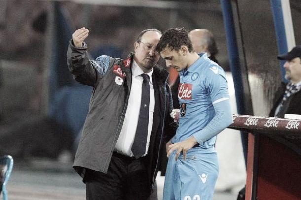 Respinto il ricorso del Napoli: Benitez guarderà Napoli-Cesena dalla tribuna
