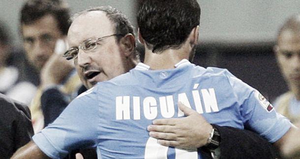 """Benitez e Higuain in coro: """"Siamo in un ottimo periodo. Pensiamo gara dopo gara"""""""