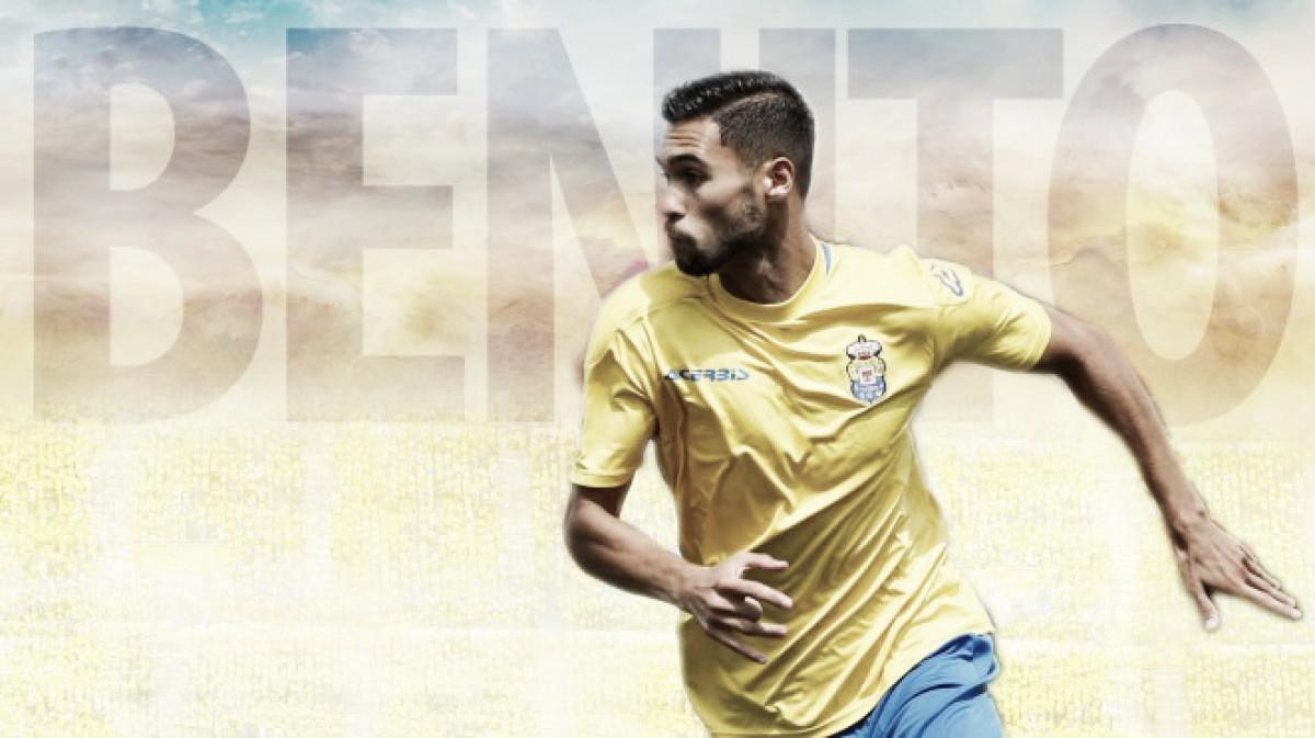 Las Palmas sube a Benito Ramírez al primer equipo