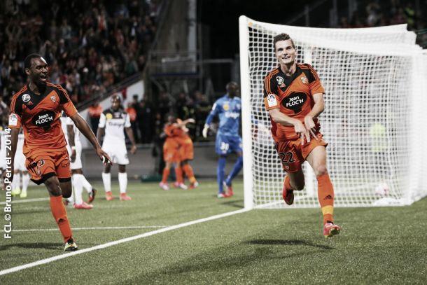 Un FC Lorient inoffensif et sans relief