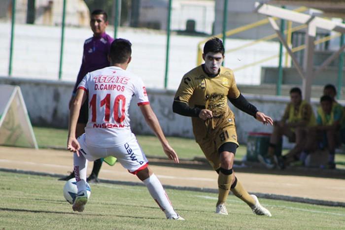Benjamín Palazuelos hizo su debut en el Ascenso MX