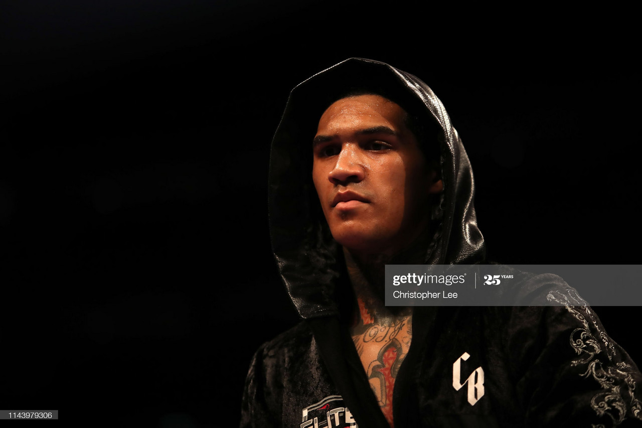 Conor Benn continued his progression with a shutout victory over Sebastian Formella (PIC: Christopher Lee, Getty)