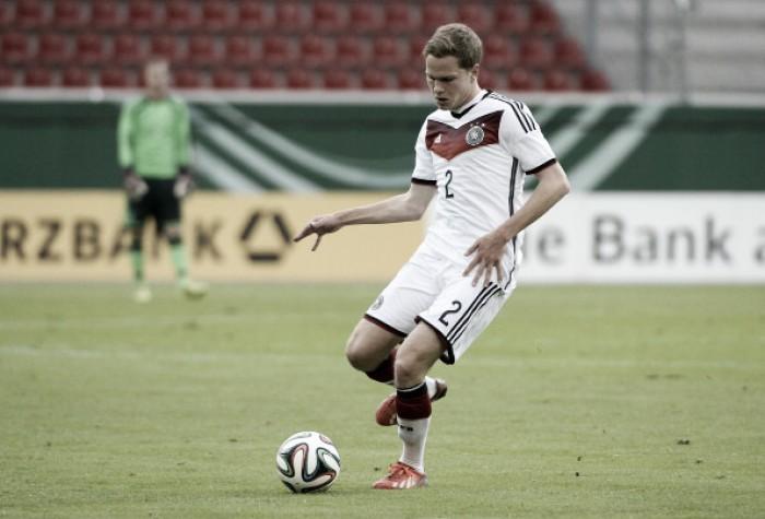 Zagueiro alemão Benno Schmitz deixa Red Bull Salzburg e assina por quatro anos com RB Leipzig