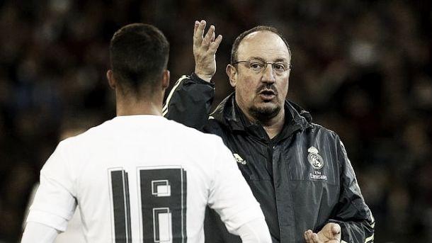 """Prima sconfitta per il Real Madrid di Benitez: """"Ho visto la squadra bene, abbiamo creato occasioni"""""""