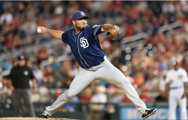 Seattle Mariners Acquire Reliever Joaquin Benoit From San Diego Padres