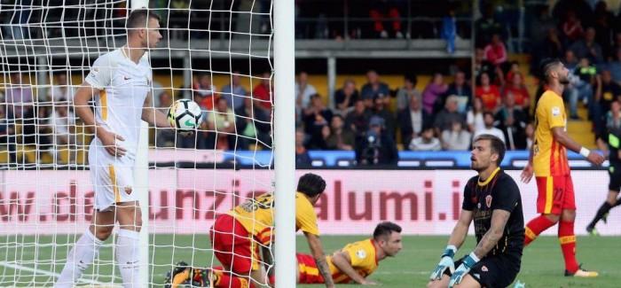 Benevento, altra sconfitta sonora. Baroni si gioca tutto a Crotone