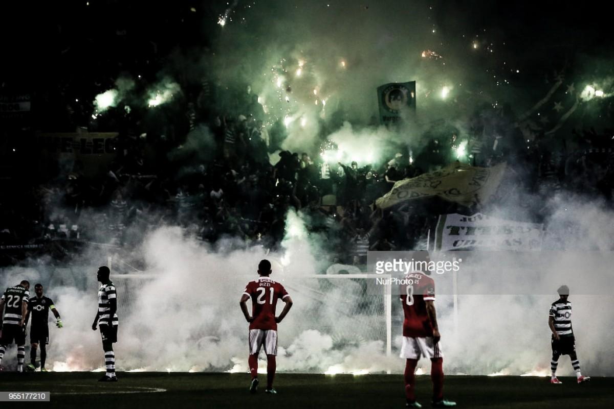 Dérbi quente em Lisboa