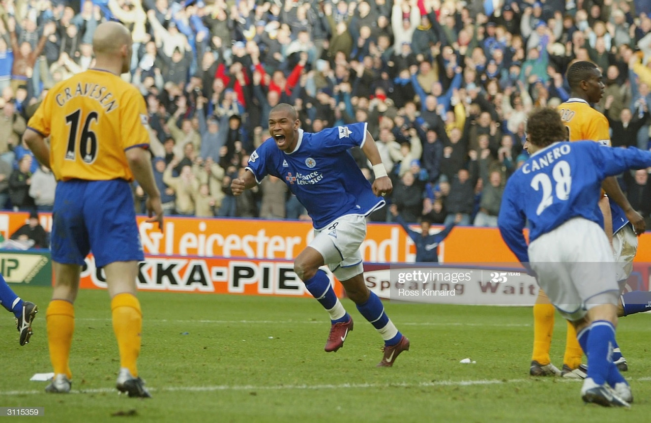 On This Day: Foxes hold Everton twice