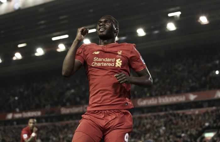 Liverpool 1-1 Chelsea: Last-gasp Benteke header earns Reds a point in final home game