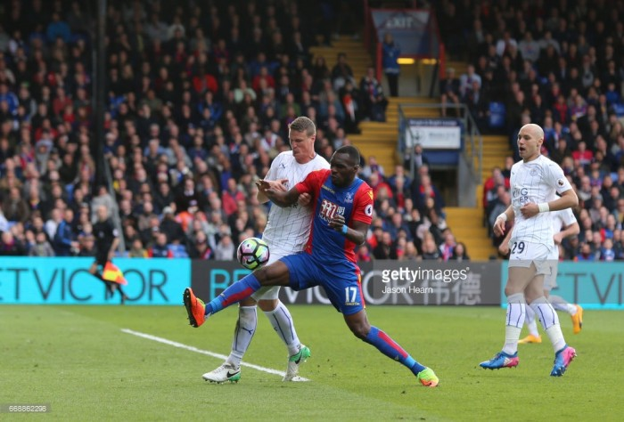 First away goals and first away win for Palace, Hodgson's men convincing winners at Leicester
