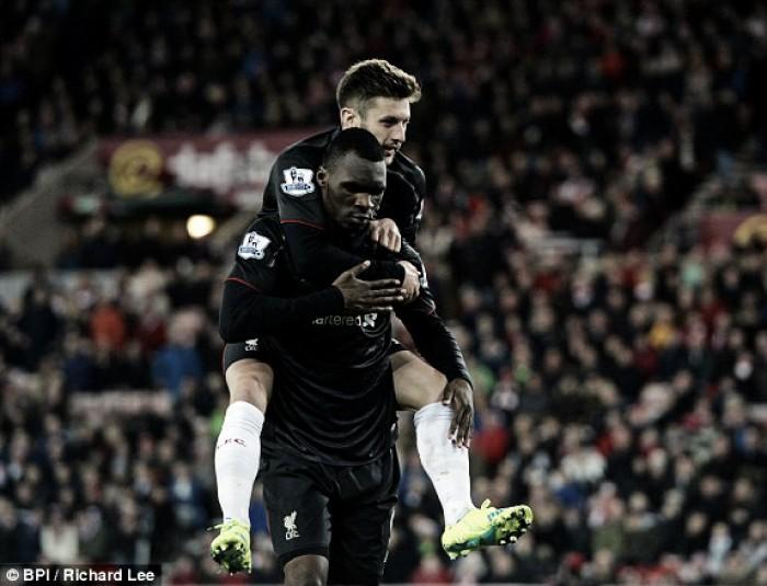 Sunderland 0-1 Liverpool: Reds up to seventh as Benteke grabs winner