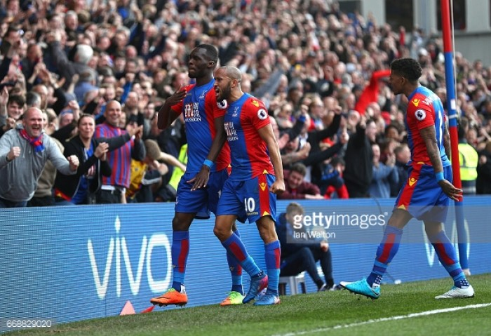 Crystal Palace 2-2 Leicester City: Second-half comeback earns Eagles crucial point