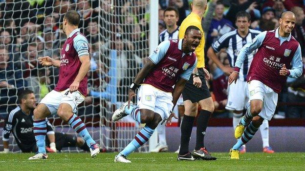 Punto estéril para el Aston Villa ante el WBA