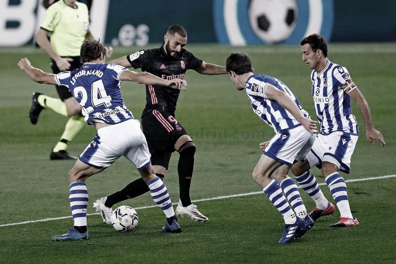 El análisis: Jovic, el más perjudicado por el esquema de Zidane