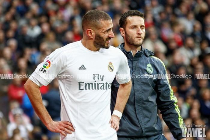 El Madrid le pone nombre al problema de Benzema: sufre una sacroileitis