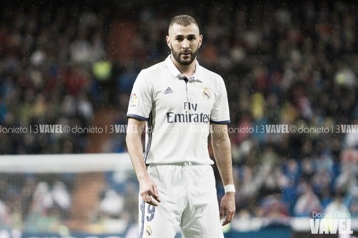 """Benzema: """"Siempre hablan de mí; que si no tengo hueco, si estoy en un mal momento..."""""""