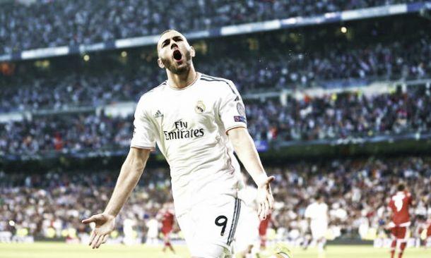Com gol de Benzema, Real Madrid vence Bayern e abre vantagem na Champions League