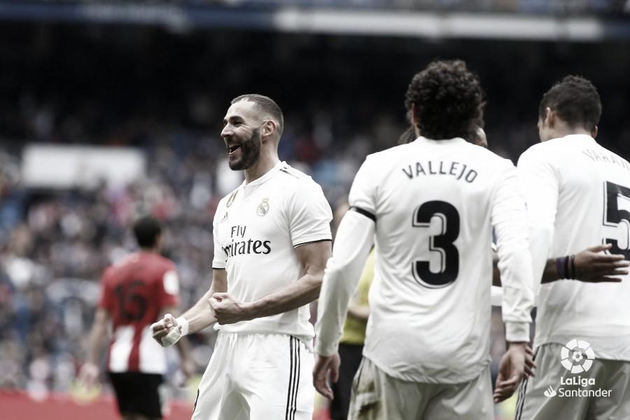 """Butragueño: """"Benzema está haciendo una temporada excelente"""""""