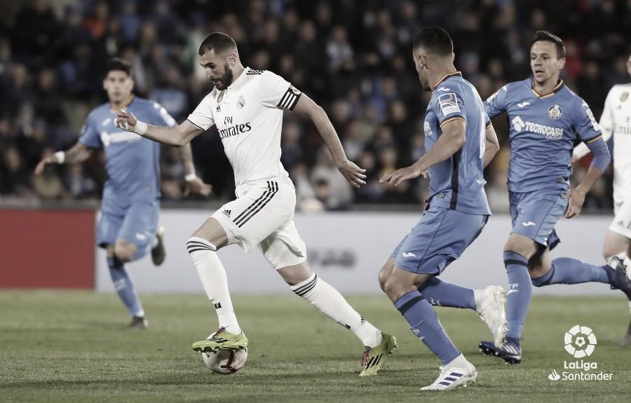 Benzema no jugará en el Rayo Vallecano - Real Madrid