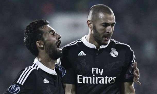 Ludogorets 1-2 Real Madrid: Benzema strike saves holders from shock result