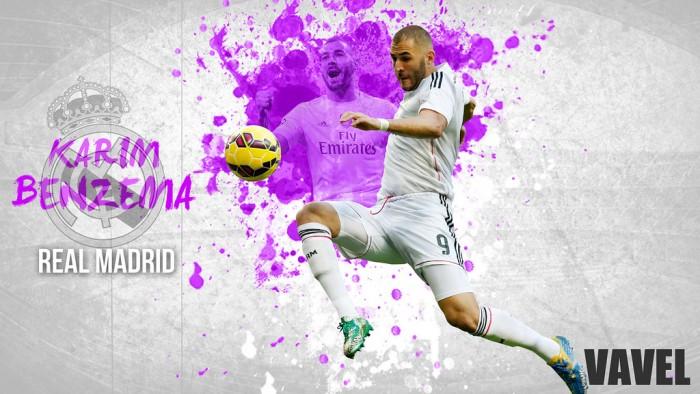 Real Madrid 2015/2016: Karim Benzema, talento al servicio del equipo
