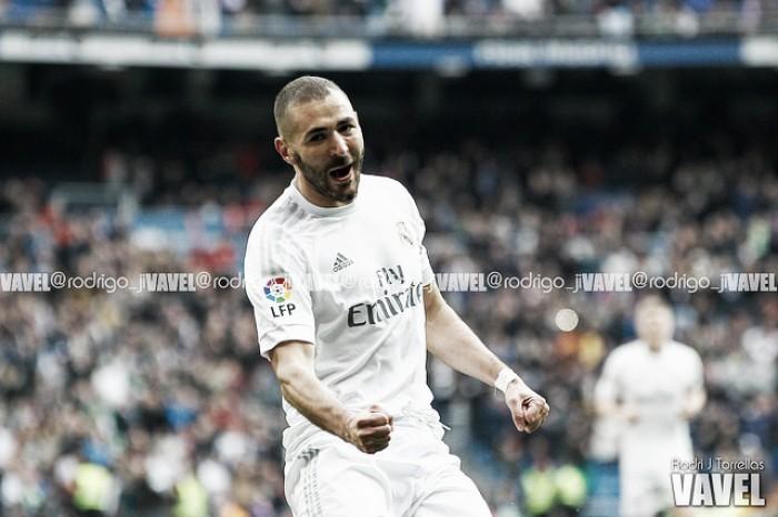 """Benzema: """"Zidane es un gran entrenador y estamos con él"""""""