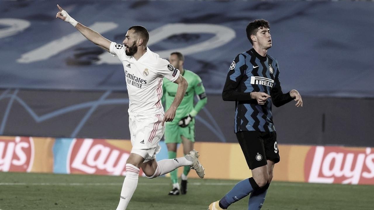 Previa Inter vs Real Madrid: Viejos conocidos
