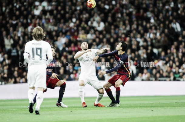 Real Madrid - Barcelona, puntuaciones Real Madrid, jornada 12 de Liga BBVA