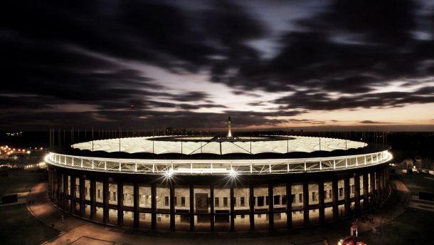 La grandezza e la storia dell'Olympiastadion